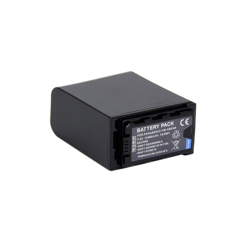 Panasonic MDH3 PX298 EVA1 DVX200 PV100 MDH2  accu