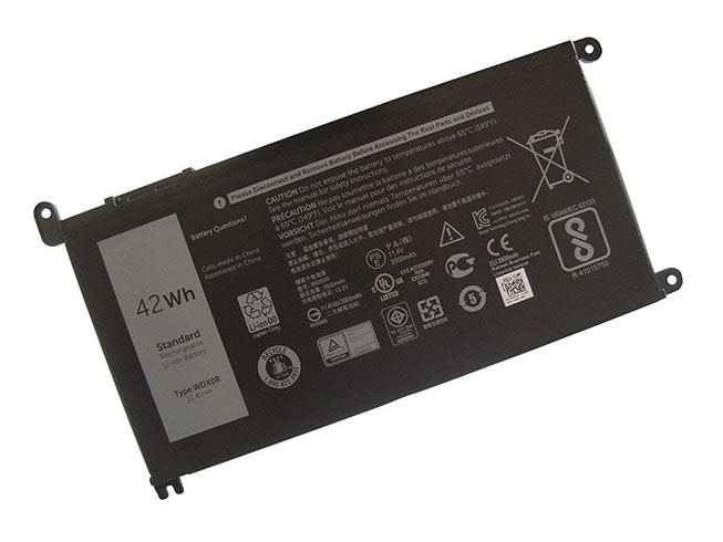 Dell Inspiron 15 5568 13 7368 Series laptop accu
