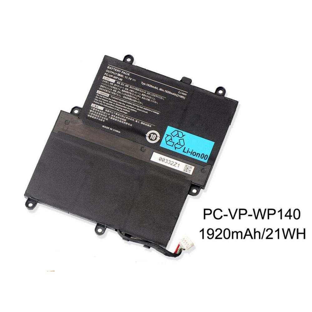 PC-VP-WP140 laptop accu's