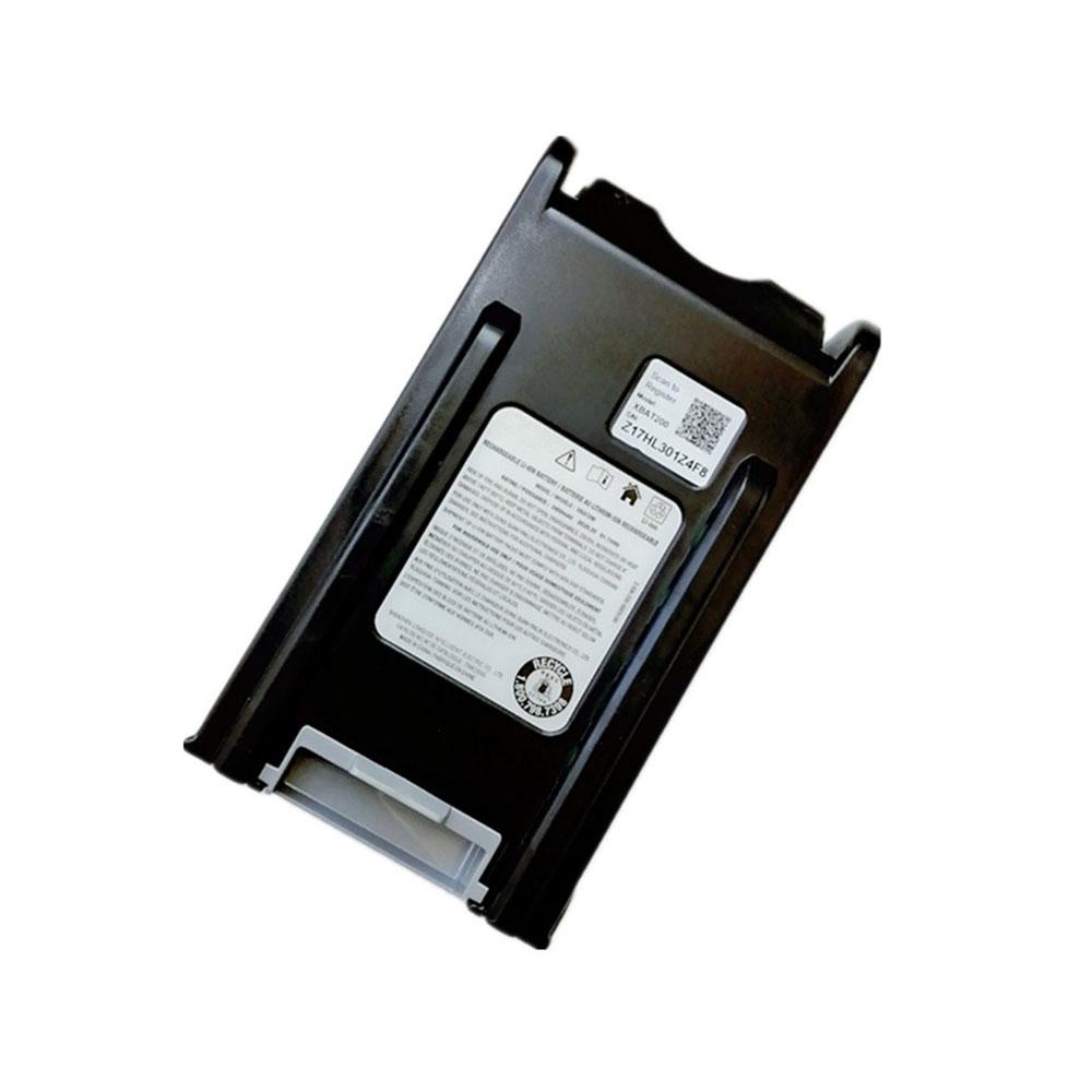 XBAT200 3000mAh 25.2V laptop accu