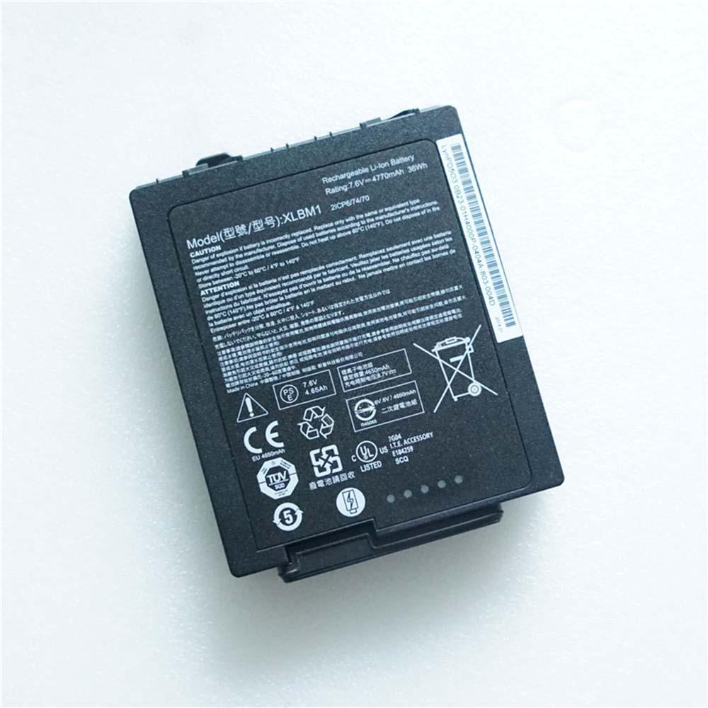 XLBM1 laptop accu's