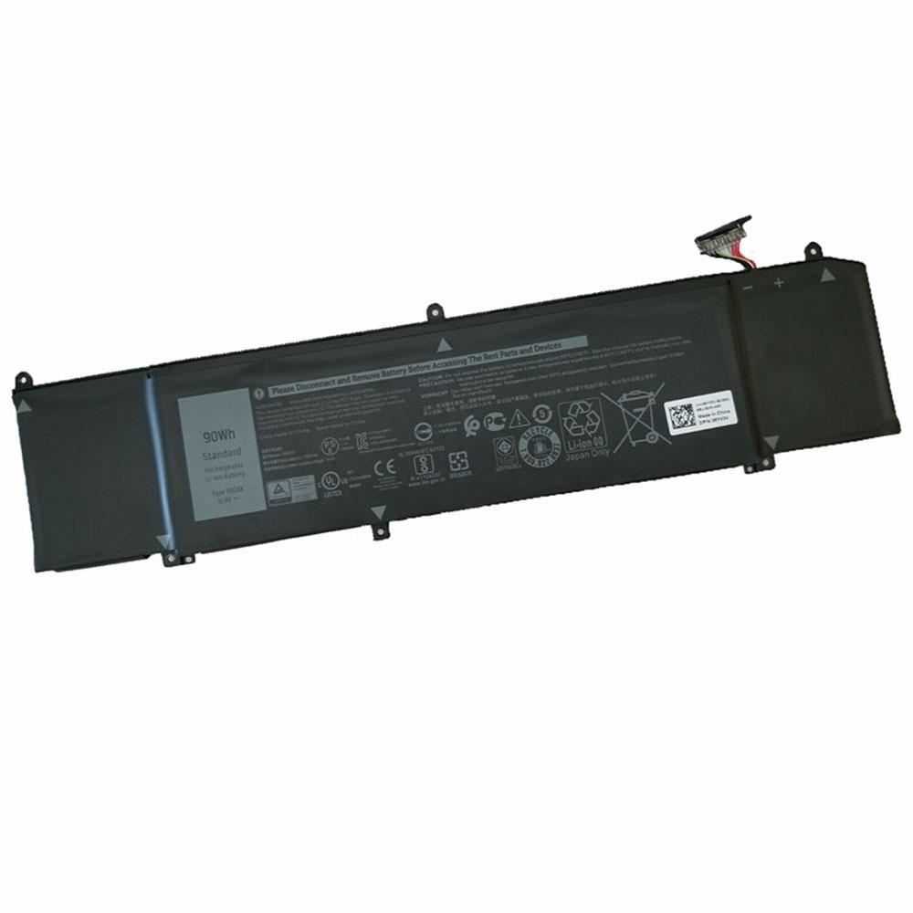 XRGXX 7500mAh/90WH 11.4V/13.2V laptop accu