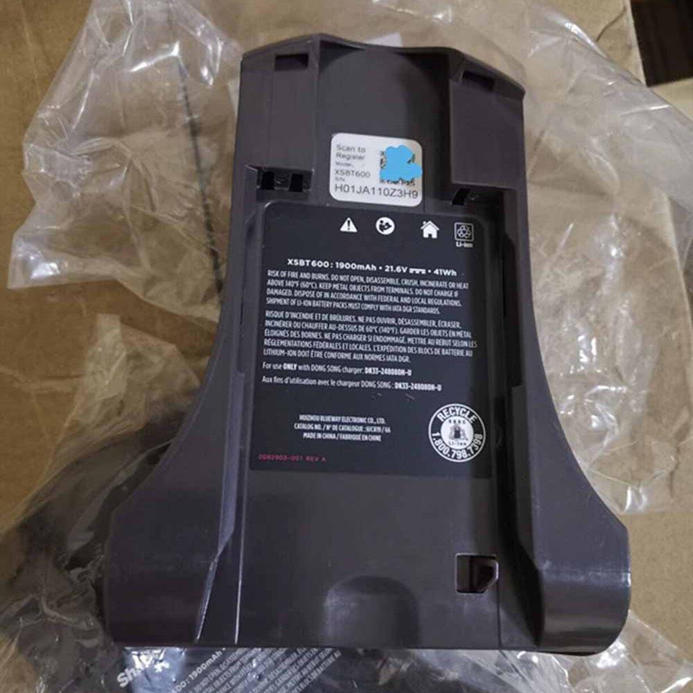 XSBT600 batterij