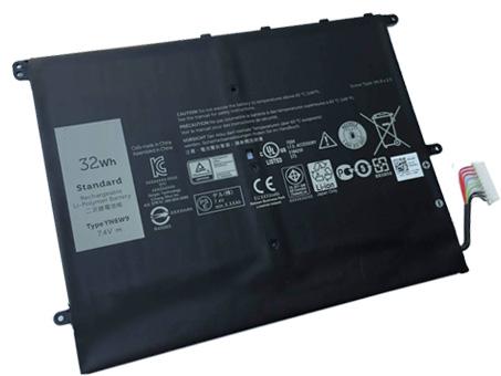 YN6W9 laptop accu's