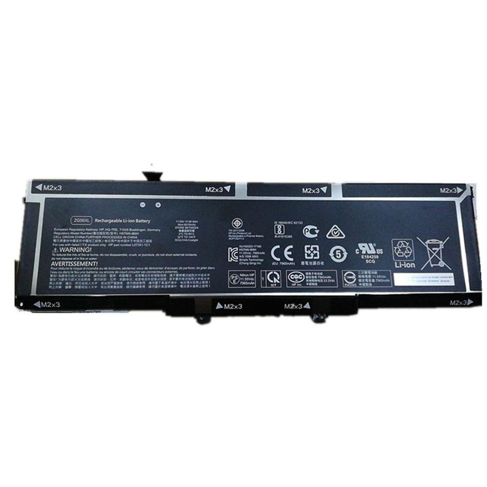 ZG06XL laptop accu's