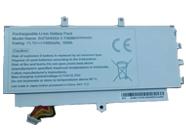 3UF504553-1-T0686 1400mah/16WH 11.1V laptop accu