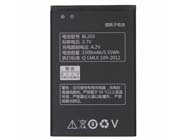 BL203 1500mah/5.55WH 3.7V laptop accu