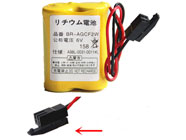 Batería para PANASONIC BR-AGCF2W