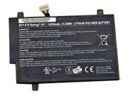 BTY-S19 4200mAh/31.08WH 7.2V laptop accu
