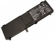 C41-N550 laptop accu's