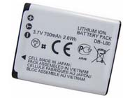 DB-L80 Telefoon Accu's