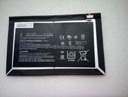 DN02 Tablet accu's