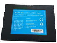 HYLB-1839C laptop accu's