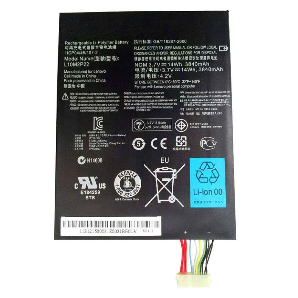 L10M2P21 laptop accu's