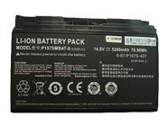 P157SMBAT-8 laptop accu's