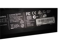 UPB50 laptop accu's