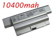 VGP-BPL8 10400mAh 11.1V laptop accu